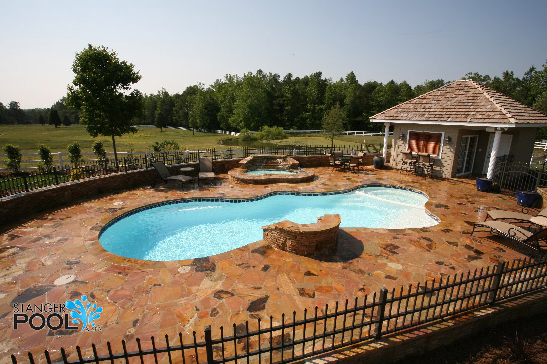 Stanger Pool Amp Spa The Omaha Area S Elite Pool Builder